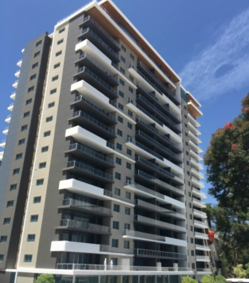 Aire West Perth Apartments one