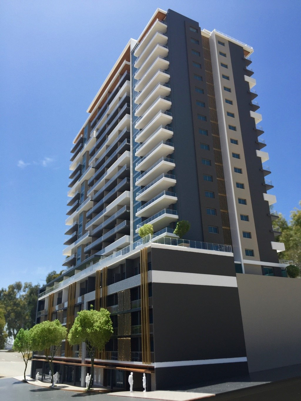 Aire West Perth Apartments six