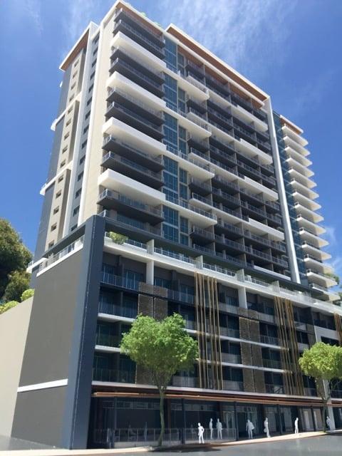 Aire West Perth Apartments seven