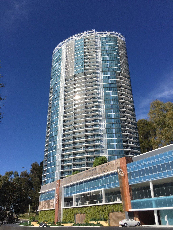 Civic Heart luxury high-rise apartments Six