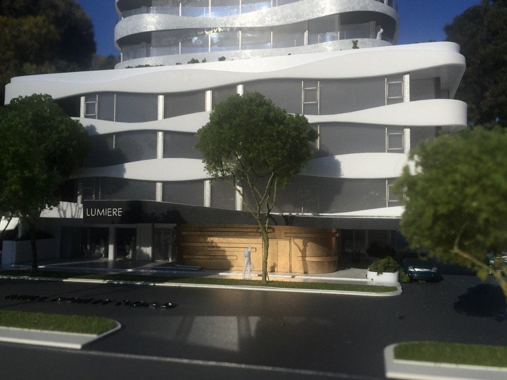 Lumiere apartments five