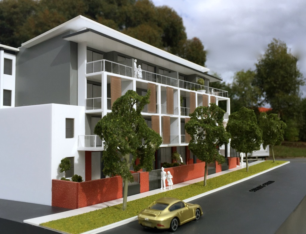 Sentral apartments one
