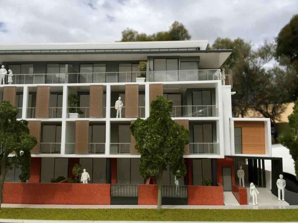 Sentral apartments three