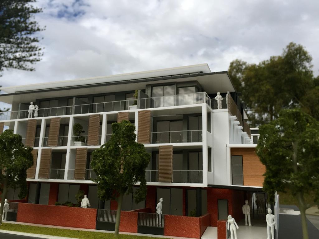 Sentral apartments five