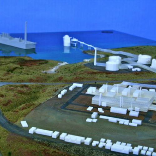 Woodside Pluto LNG Project 1